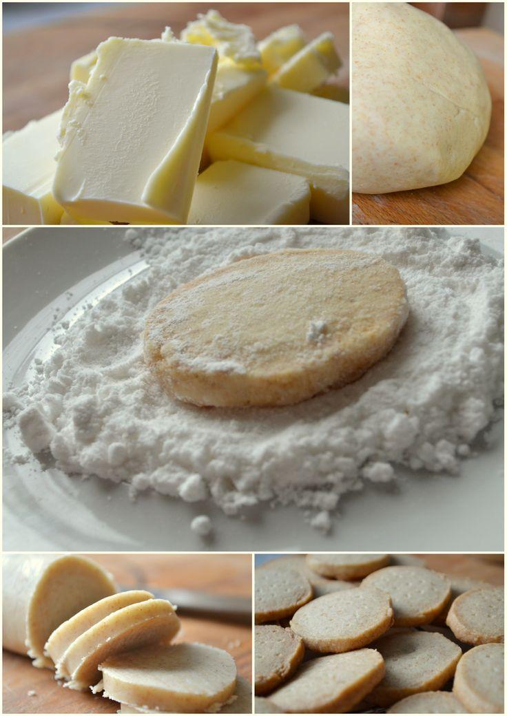 Víkendové máslové sušenky :)
