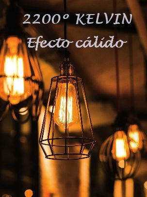 bombilla-filamento-carbon-vintage efecto calido en iluminoteca.com