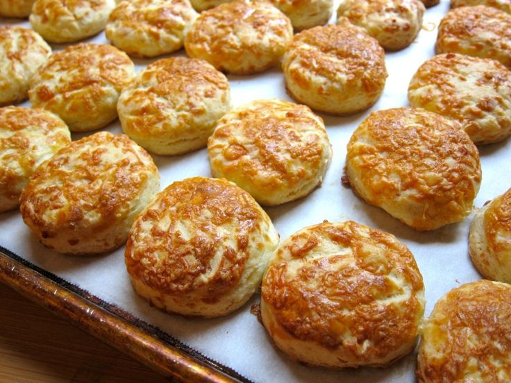 Flaky, cheesy biscuits give a nod to Southern cooking but stay true to their Hungarian heritage.