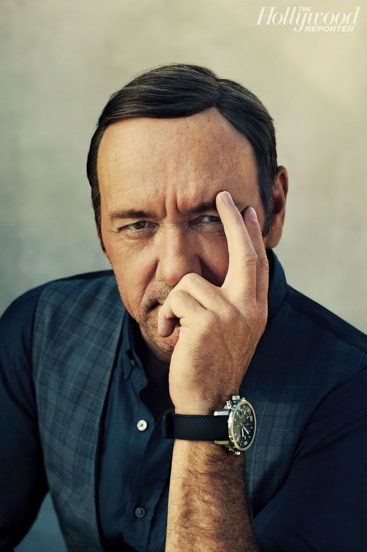 Kevin Spacey: 'House of Cards' Star on Why He Won't Play Carson; the Right Way to Say 'F--- Off'   Hollywood Reporter