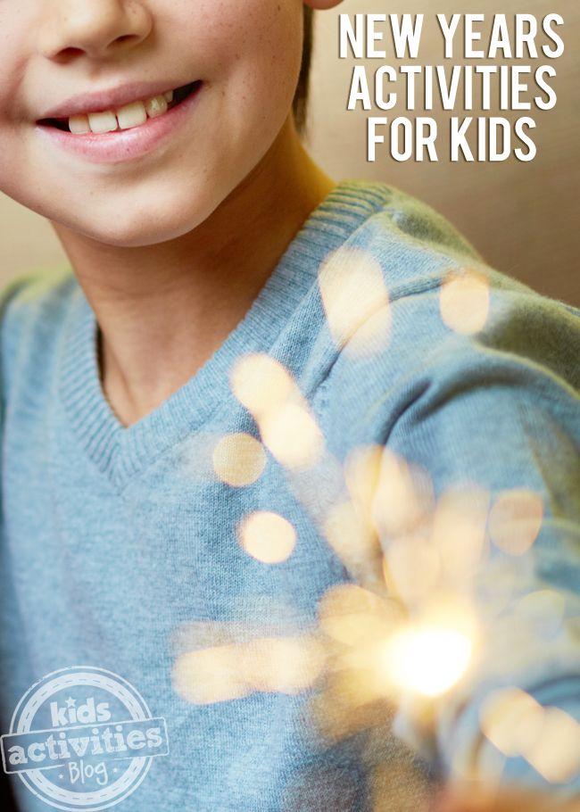 Top 10 Kids New Years Eve Activities - Kids Activities Blog
