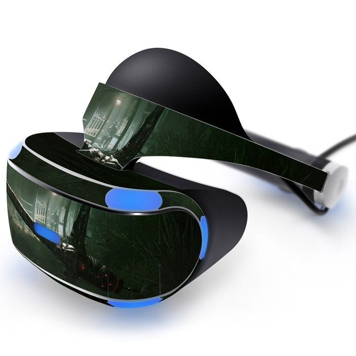 Outlast Skin Decal for Playstation VR PS4 Headset cover sticker