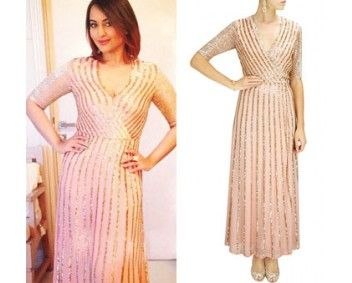 Sonakshi Sinha in Huemn #perniaspopupshop #shopnow #celebritycloset #designer #clothing #accessories