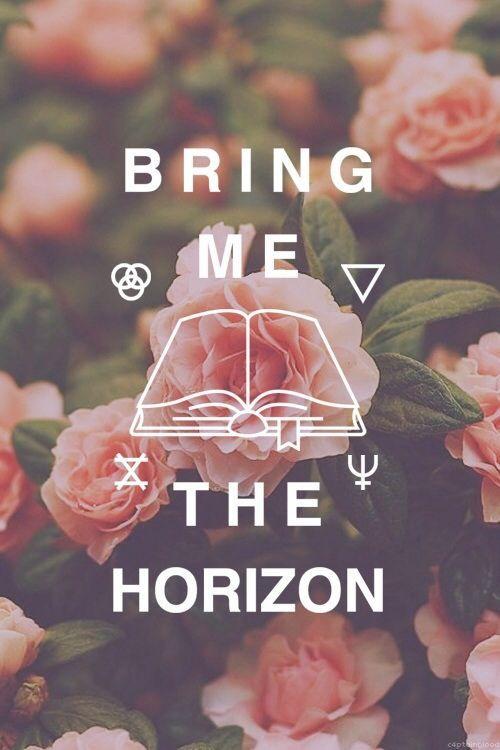 Bands Stuff, Bring Me The Horizon Wallpaper, Bands Singers Djs Music Lyrics, Bands Wallpaper, Music Bands, Bringmethehorizon Flowers, Favorite Bands D, ...