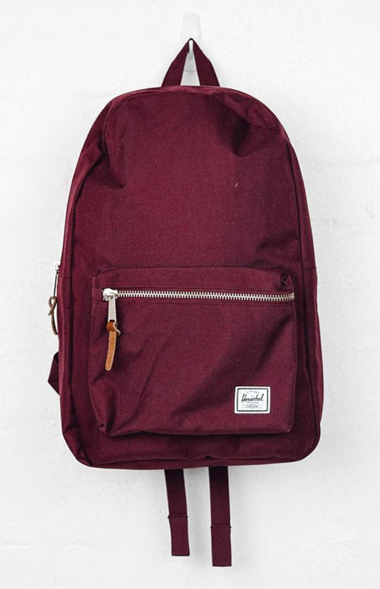 "Herschel Heritage 15"" Laptop Backpack  - Windsor Wine/Tan from peppermayo.com"