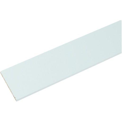 Wickes WHITE FURNITURE PANEL 15X150X2400MM  5 50 x 2. 25  best ideas about Wickes furniture on Pinterest   Wickes