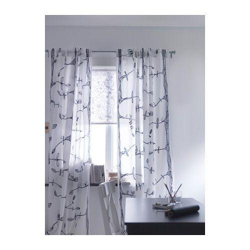 EIVOR Curtains, 1 pair  - IKEA
