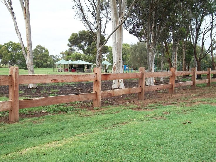 Post & Rail Geelong - Fencing Victoria