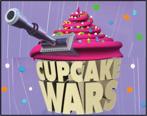 cupcakes wars- young women's bake off. the girls LOVED it!: Food Network, Favorite Tv, Favorite Things, Art Cupcakes, Cupcakes War, Foodnetwork, Vegans Cupcakes, Cups Cakes, Cupcakes Rosa-Choqu