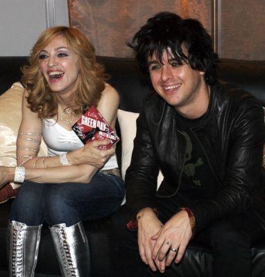 Madonna & Billie Joe Armstrong