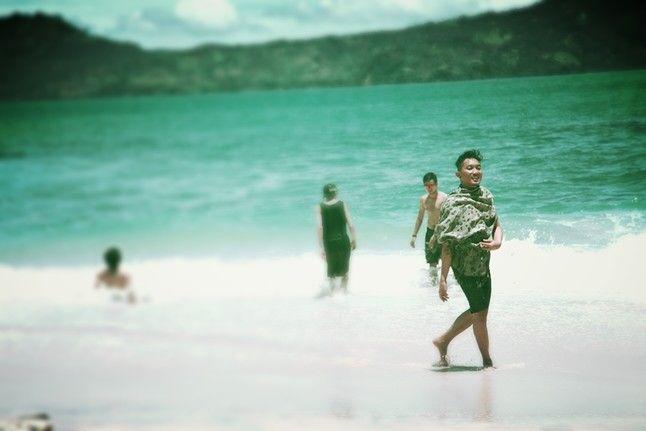 Miss @coro beach - indonesia