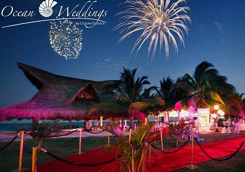 10 images about riveria maya mexico wedding on