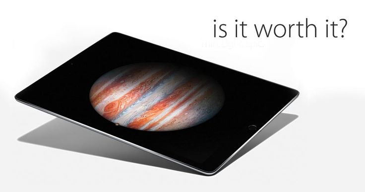 4 Things You Didn't Know About the Newest iPad Pro