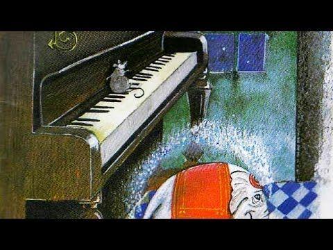 """cuento sobre el piano. """" el piano fugitivo"""""""