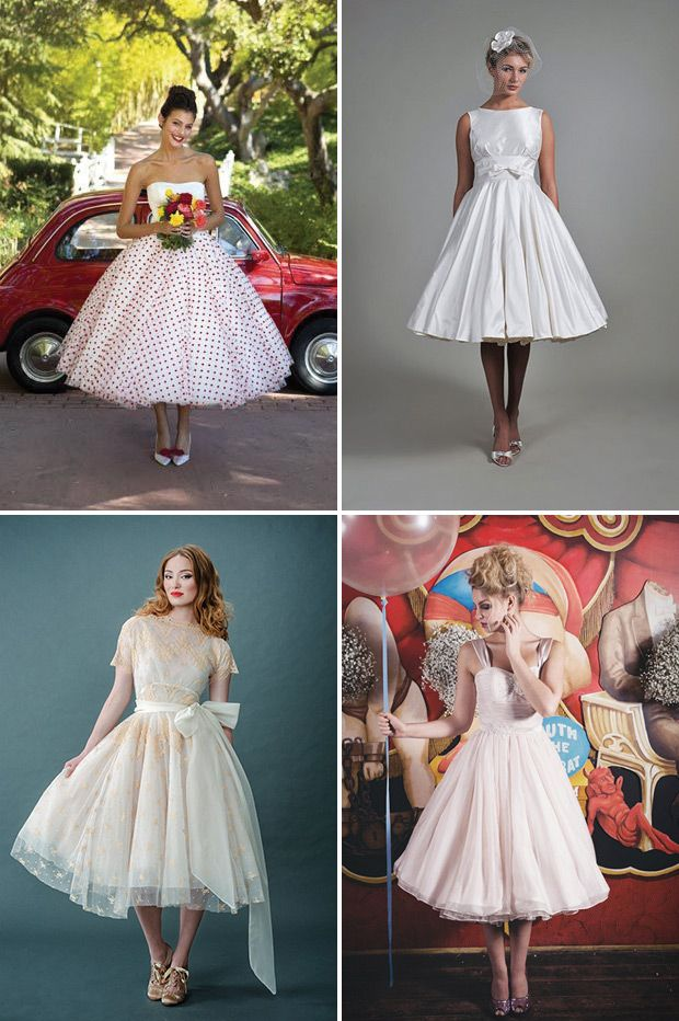 Where to find vintage wedding dresses | www.onefabday.com
