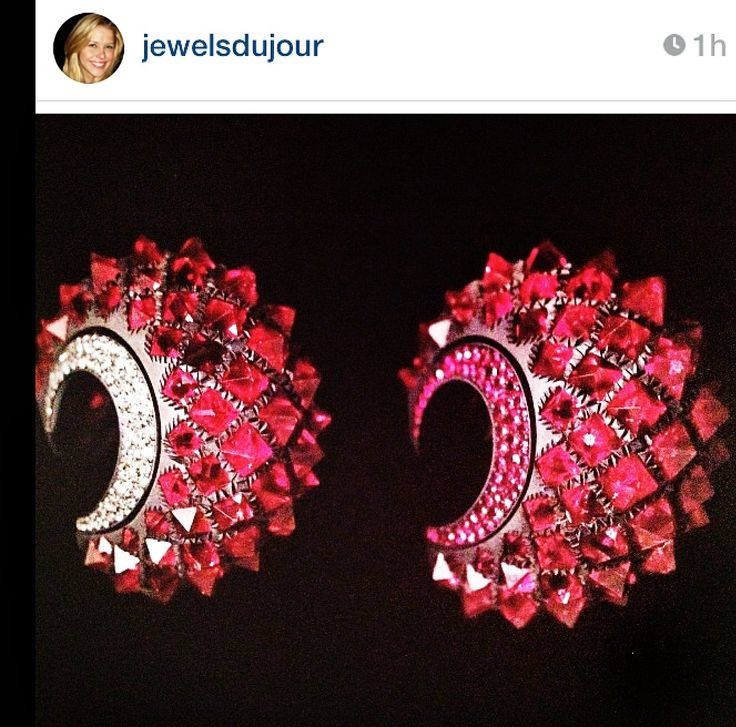JAR #jewelsbyjar #jarparis #joelarthurrosenthal.