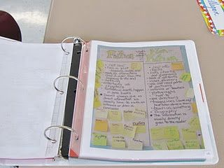 Keeping Track of Anchor Charts: Take a picture, print it and file