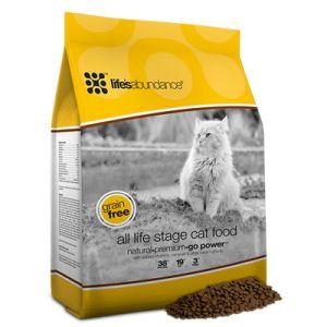 Cat Food That Has Never Been Recalled..........Life's Abundance | Best Cat Food Brands
