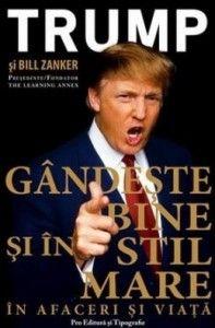 Donald Trump – Gândește bine și în stil mare carti de dezvoltare personalaT   Citeste intregul articol la http://florinrosoga.ro/blog/11-carti-de-dezvoltare-personala/#ixzz2eUVKF8Gz