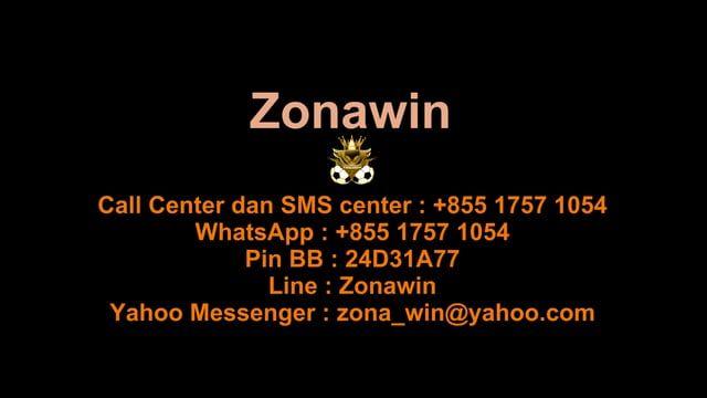 Zonawin adalah situs Judi Online, Agen Casino Online dan juga Judi Bola yang terdapat jenis game seperti SBOBET, TANGKAS, POKER, CASINO dapatkan Bonus Menarik  http://zonawin.me http://zonawin.org http://cariagenbola.com   Minimal Deposit dan WD = 50 Ribu Rupiah  1. BONUS 20% NEW MEMBER SPORTBOOK DAN CASINO 2. BONUS CASH BACK 5% UNTUK SPORTBOOK DAN CASINO 3. BONUS 5% SETIAP DEPOSIT SPORTBOOK 4. BONUS DEPO 3% ALL CASINO ONLINE 5. BONUS 10% SETIAP DEPOSIT TANGKAS ONLINE 6. BONUS ...