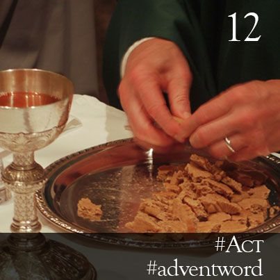 #AdventWord #Act|| What we do with our hands is as important, and sometimes even more important, than what we think in our minds or speak with our mouths. Faith without works is a dry, lifeless, dead thing. If our faith does not lead us to action, then it has become a dead creedal affirmation of lifeless beliefs. Br. Robert L'Esperance || @SSJEWord:Post prayerful images with the #adventword hashtag on Twitter, Facebook and Instagram to create a Global Advent Calendar.