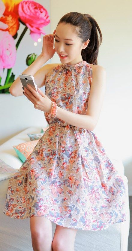 Luxe Asian Women Style Clothing