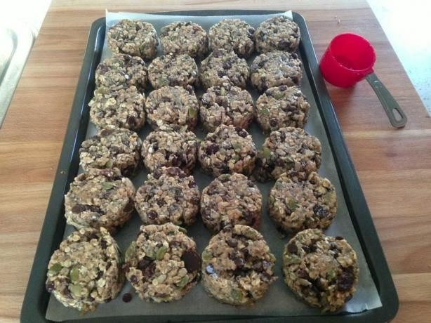 I bought a couple of these the other day when I was at Planet Organic....OMG they are SO good! I had to google the recipe, thought I would share it. Enjoy!