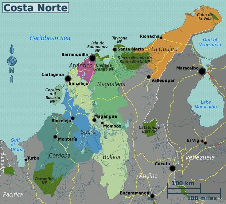 File:Costa Norte regions map.svg