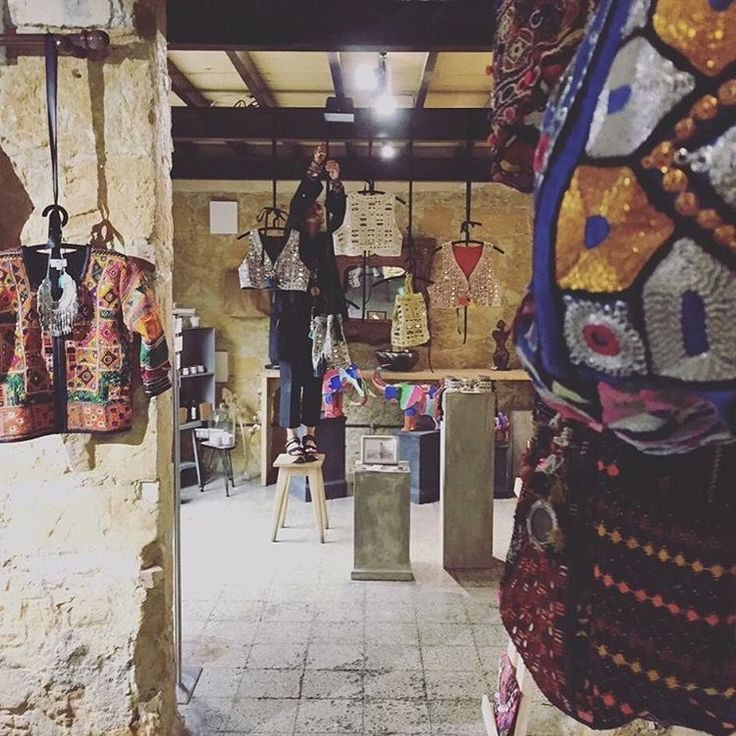We're here! 🎉 Come and say hi to us until 10pm tonight @ our #popup in old town #Nicosia #Cyprus 😘 #thegym #conceptshop #boho #besnazzy #london #bohochic