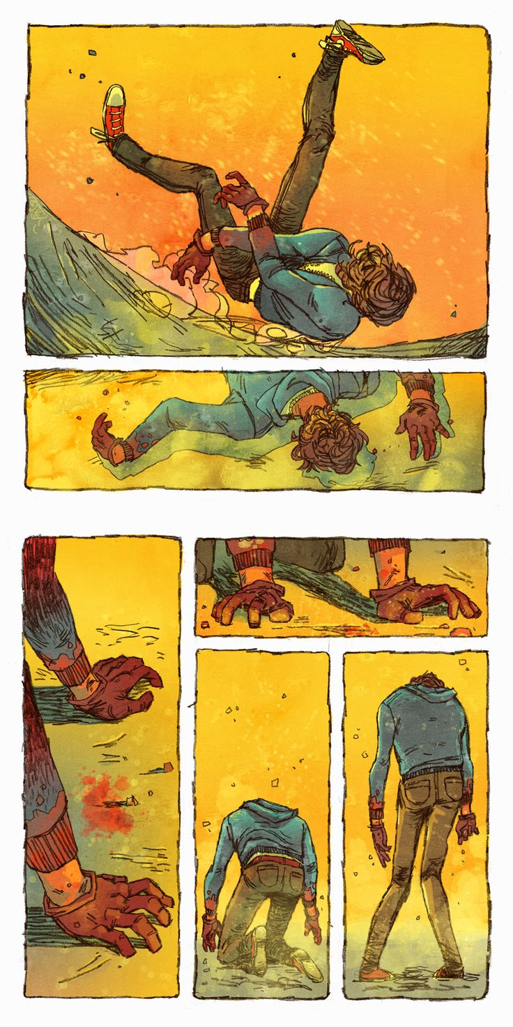 HAPPY FREE COMIC BOOK DAY! You can read all of Theseus, a short comic I drew last year, for free over on my bloguntil next week! HERE! READ IT! ENJOY IT! SHARE IT! And as always, please read comics responsibly. -Jake Wyatt