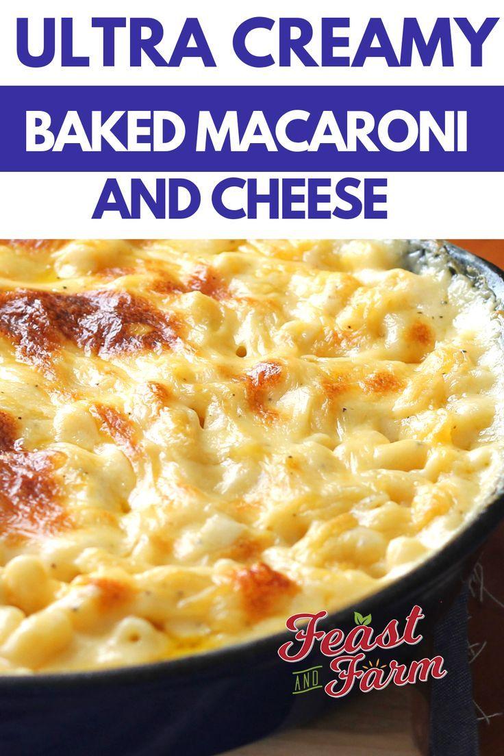 Baked Macaroni And Cheese Recipe Best Macaroni And Cheese Macaroni Cheese Recipes Macaroni Recipes