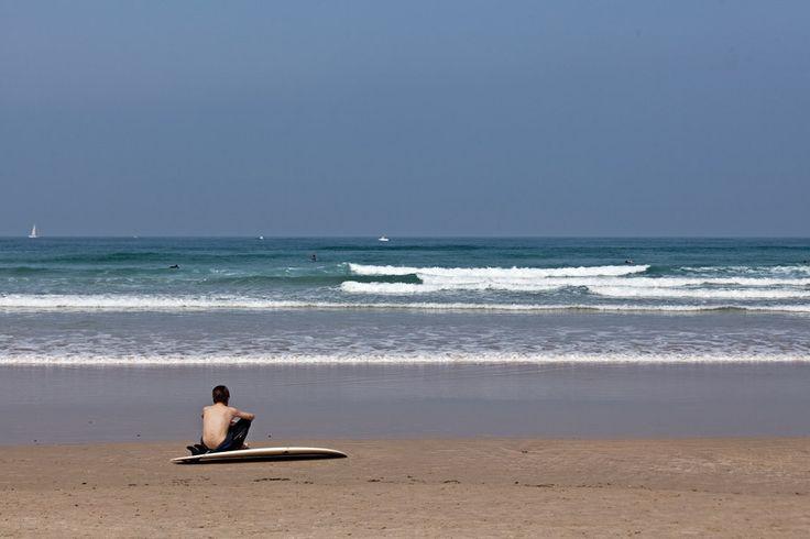 'el mar no cesa', en cazurro.com. :)