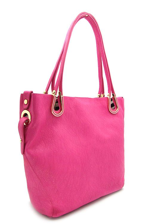 2 in 1 Madeline Tote in Black | Awesome Selection of Chic Fashion Jewelry | Emma Stine Limited