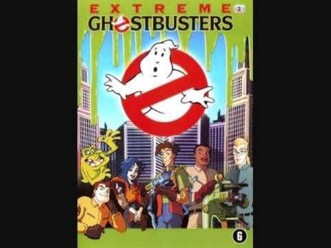 Hankster Reviews Extreme Ghostbusters(Animated Series)