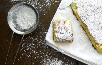 Galatopita ovvero la torta greca al latte