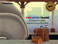 Book Jacket for: Two little trains