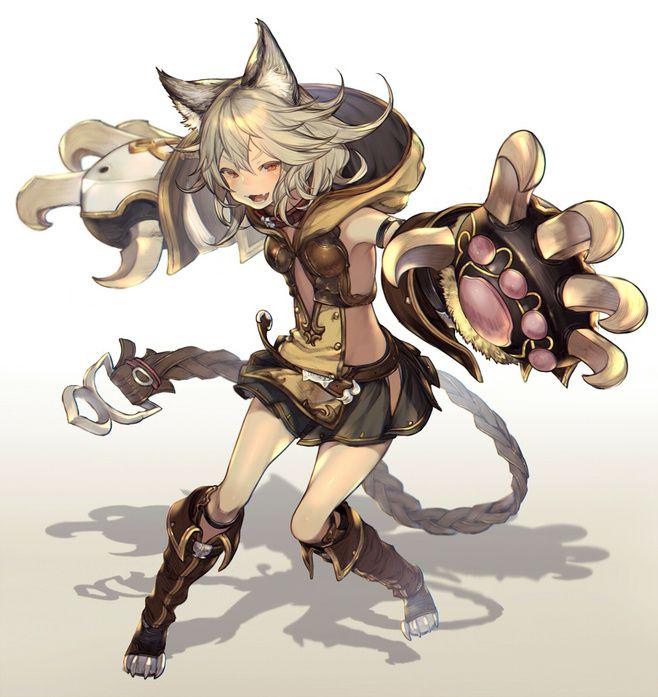 Female: Cat Acrobat