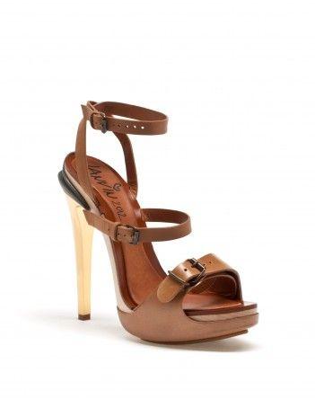 Sandalias Lanvin para el verano 2012