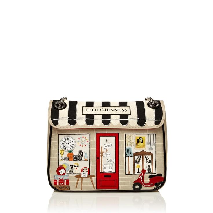 Stone vintage shop large annabelle handbags designer for Online stores like lulus