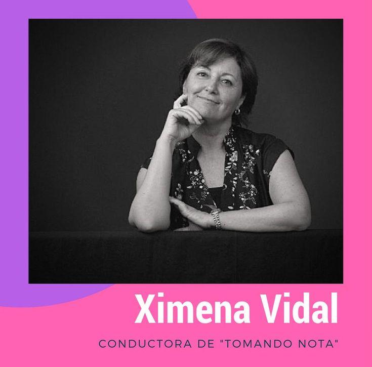 Exdiputada Ximena Vidal