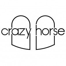 New #logo #Crazy #Horse made in 1988