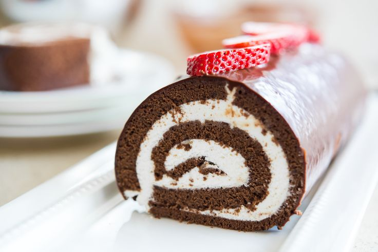 Image result for roll cake