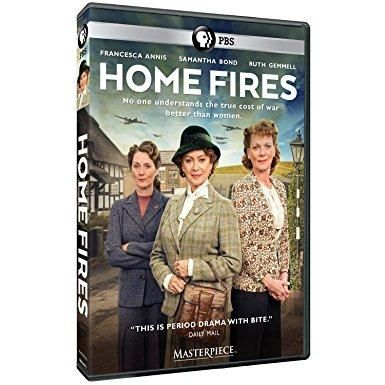 Francesca Annis, Claire Calbraith, Ed Stoppard, Claire Rushbrook Samantha Bond - Masterpiece: Home Fires