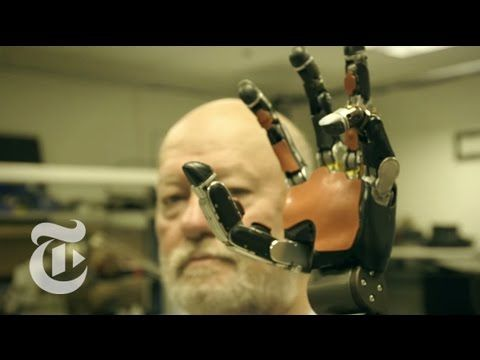 "The ""Free Market"" is not really Free. Mr. Baugh, world's first 'real' bionic man 