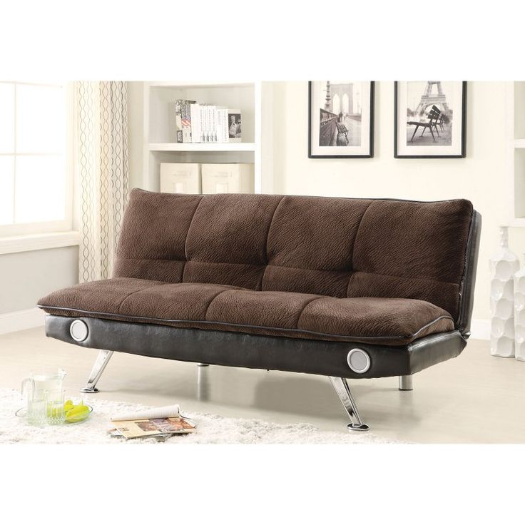 Convertible Sofa Bed Miami: 1000+ Ideas About Dark Brown Couch On Pinterest