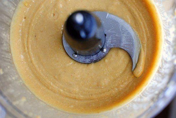 Как приготовить домашнее арахисовое масло-паста - рецепт, ингридиенты и фотографии