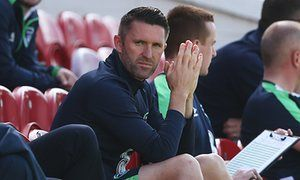 Republic of Ireland captain Robbie Keane a serious doubt for Euro 2016