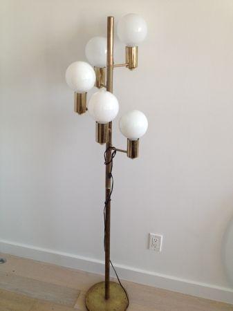 mid-century modern standing lampMid Century Modern, Danishes Sofas, Stands Lamps, Modern Stands