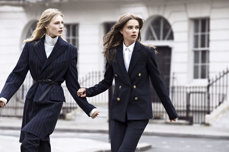 before you kill us all: AD CAMPAIGN Zara Fall/Winter 2013 by Patrick Demarchelier