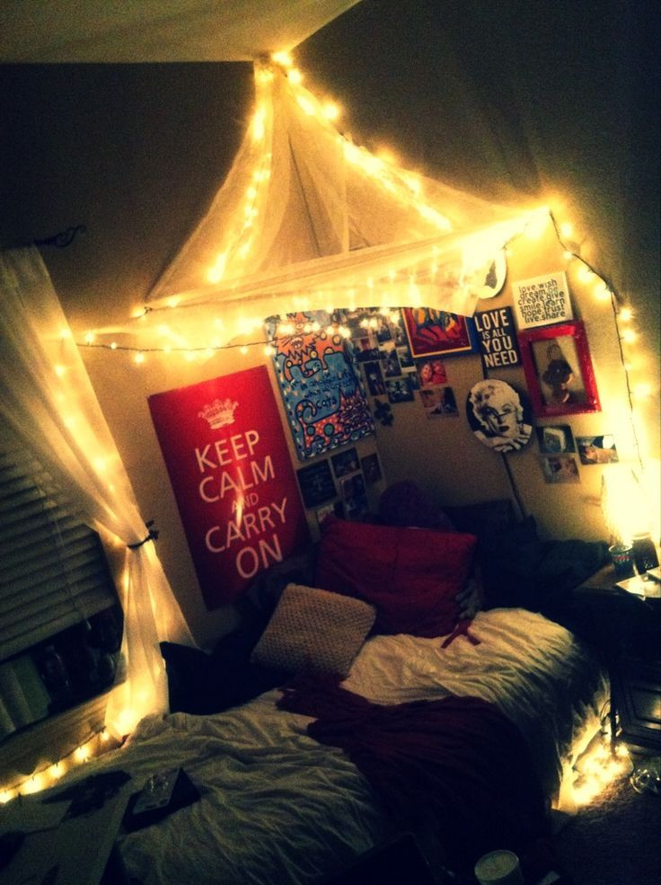 Hipster Teen Bedroom | bedroom! I love it. It's so hipster and so unique. Hipster bedrooms ...